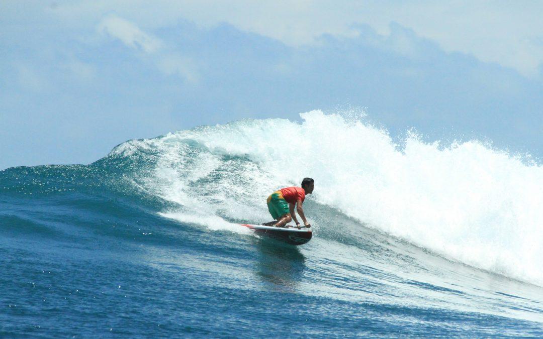 SUP衝浪|走向自我追求極限的道路