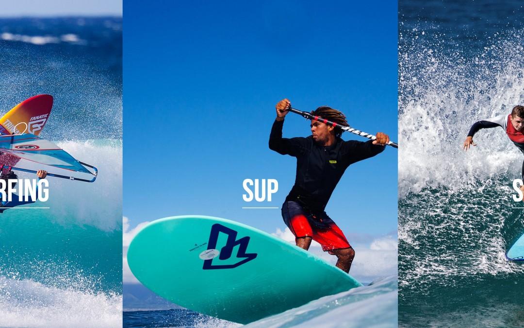 SUP站立式划槳板_可以怎麼玩(下)? #Lets Go Play