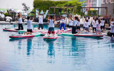 水上瑜珈SUP YOGA是什麼?