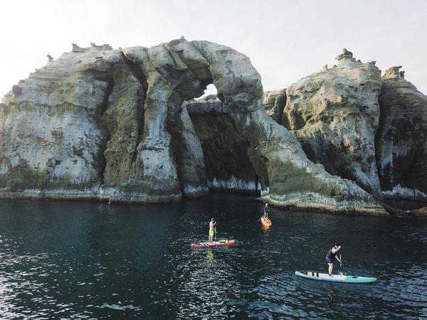 SUP北部 – 『深澳象鼻岩』路線資訊