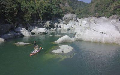 SUP東部 – 『台東東河內河馬武溪』路線資訊