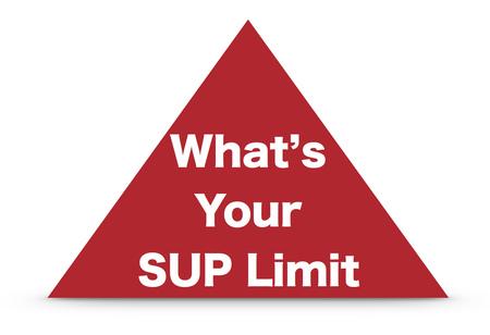 SUP安全知識:了解自己的能力與極限